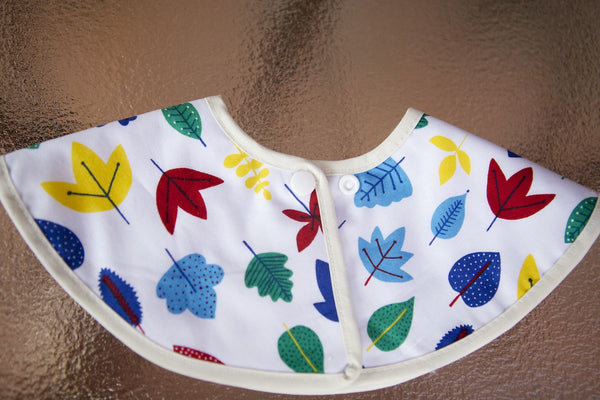 Premium Organic Cotton Bib - Over the Forest