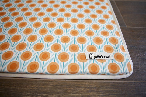 Organic Cotton Play Mat - Flower Bed