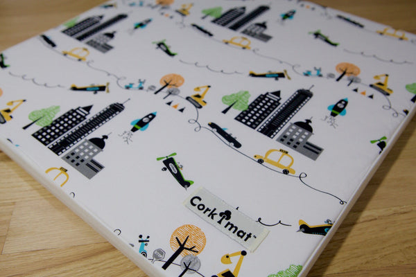 CorkiMat® PLUS - NYC