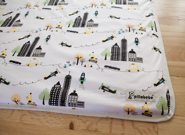 [CLEARANCE] Organic Cotton Play Mat - NYC