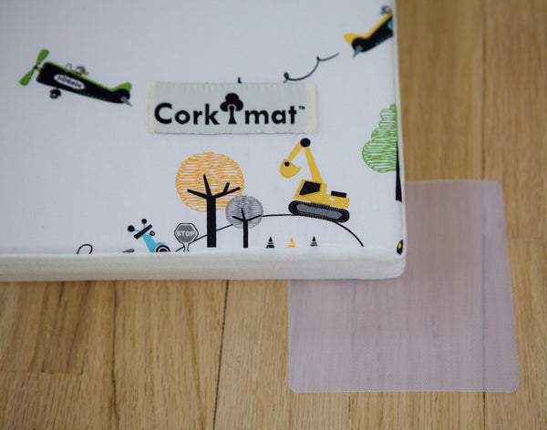 [New Version] CorkiMat™ - Extra Velcro Square Add on