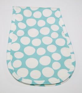 Premium Organic Cotton Burp Cloth - Pebbles Combo