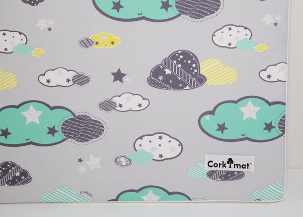[TODAY'S DEAL] CorkiMat® - Dreamy Sky