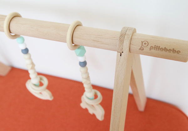 Wooden Baby Gym