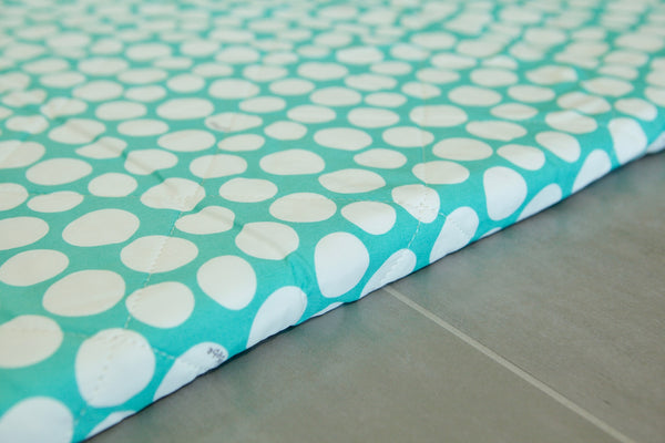 [CLEARANCE] CorkiMat® Comfy - Mint Pebbles