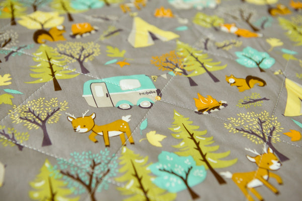 CorkiMat® Comfy - Forest Friends