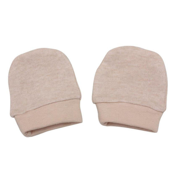 Organic Cotton Newborn Mittens