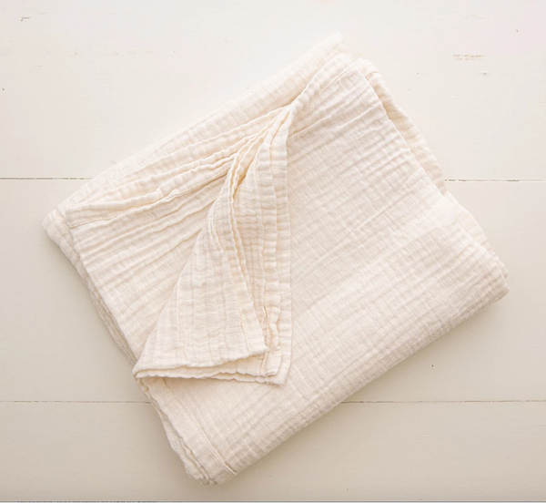One layer Organic Baby Swaddle