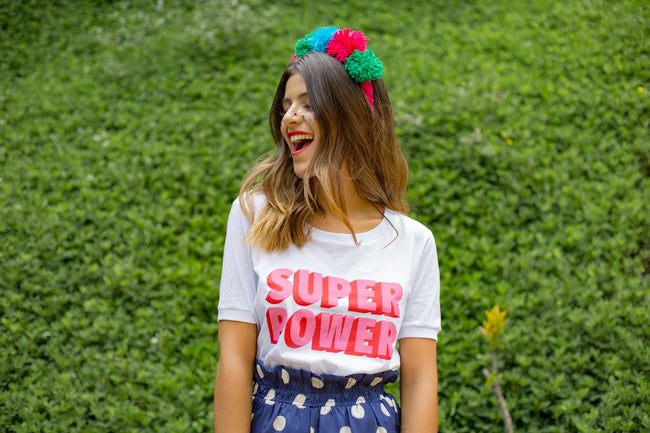 Blusa Super Power