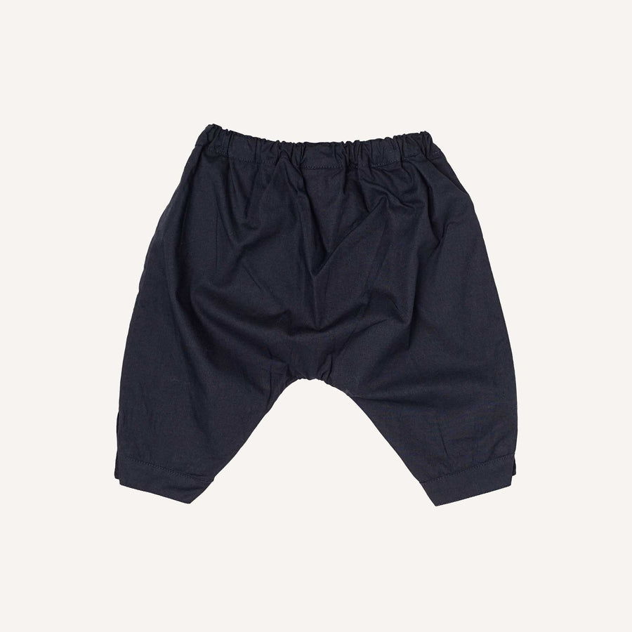 Navy Baby Trousers