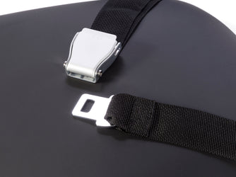 Positioning Belt with Airline Style Buckle