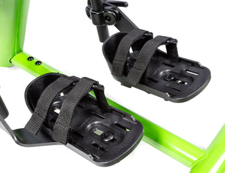 "Secure Ankle/Foot Straps - 10""L"