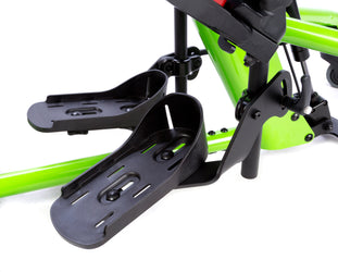 Multi Adjustable Foot Plates