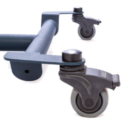Front Swivel Casters for Shadow Tray