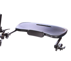 Swing-Away Black Molded Shadow Tray