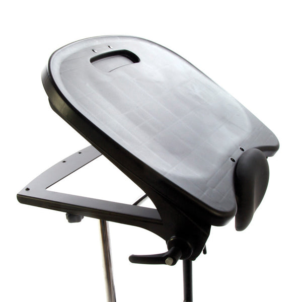 #PNG50490 Black Molded Angle Adjustable Tray for Swing-Away Front