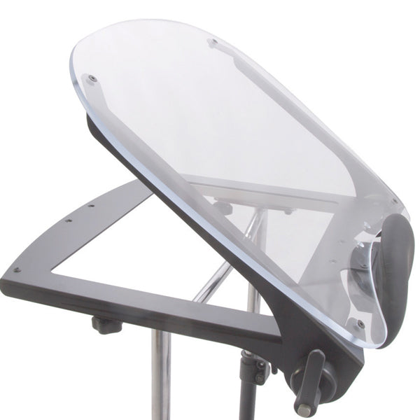 #PNG50489 Clear Angle Adjustable Tray for Swing-Away Front