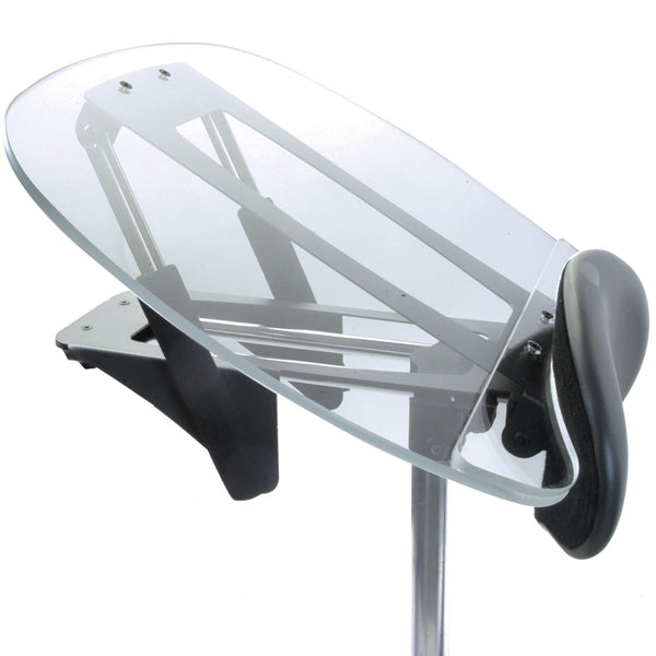 #PNG50366 Clear Angle Adjustable Tray (Standard Front)
