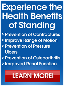 Experience the Health Benefits of Standing