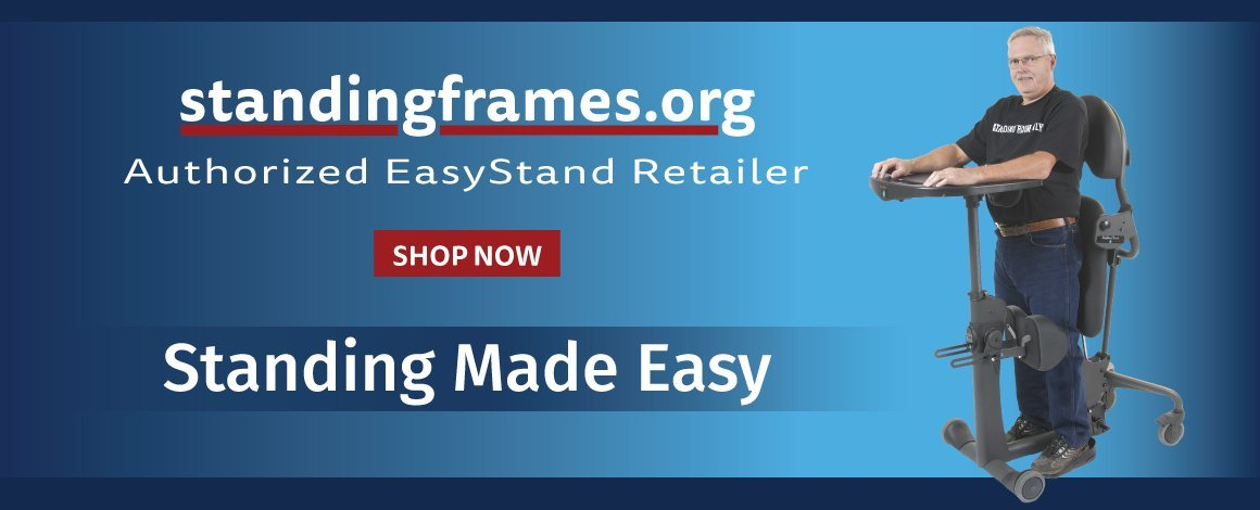 Standing Made Easy - Shop Now for a EasyStand