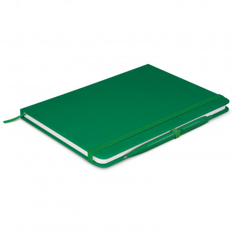 Omega Notebook With Pen