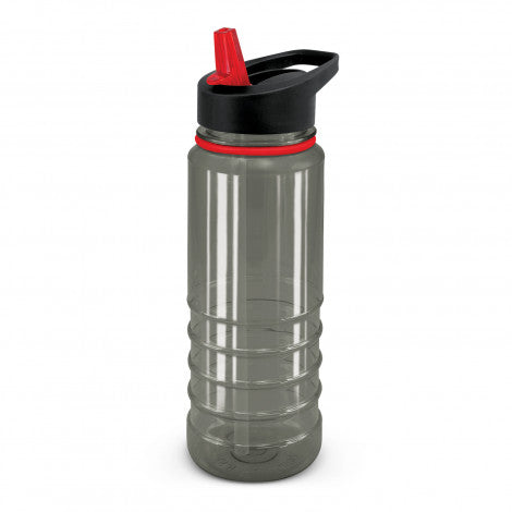 Triton Elite Bottle - Clear and Black