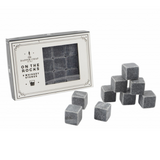 9-Piece Reusable Whiskey Stones