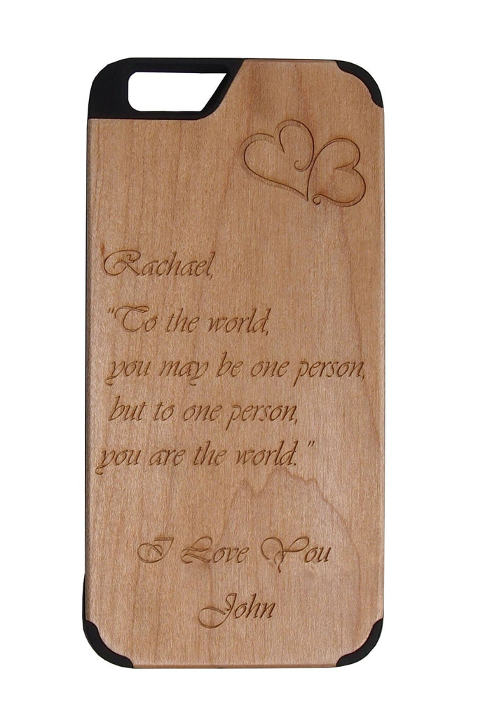 Custom Quote Case IPhone 5/5S/SE
