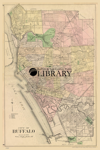 Buffalo Erie County Public Library Online Store