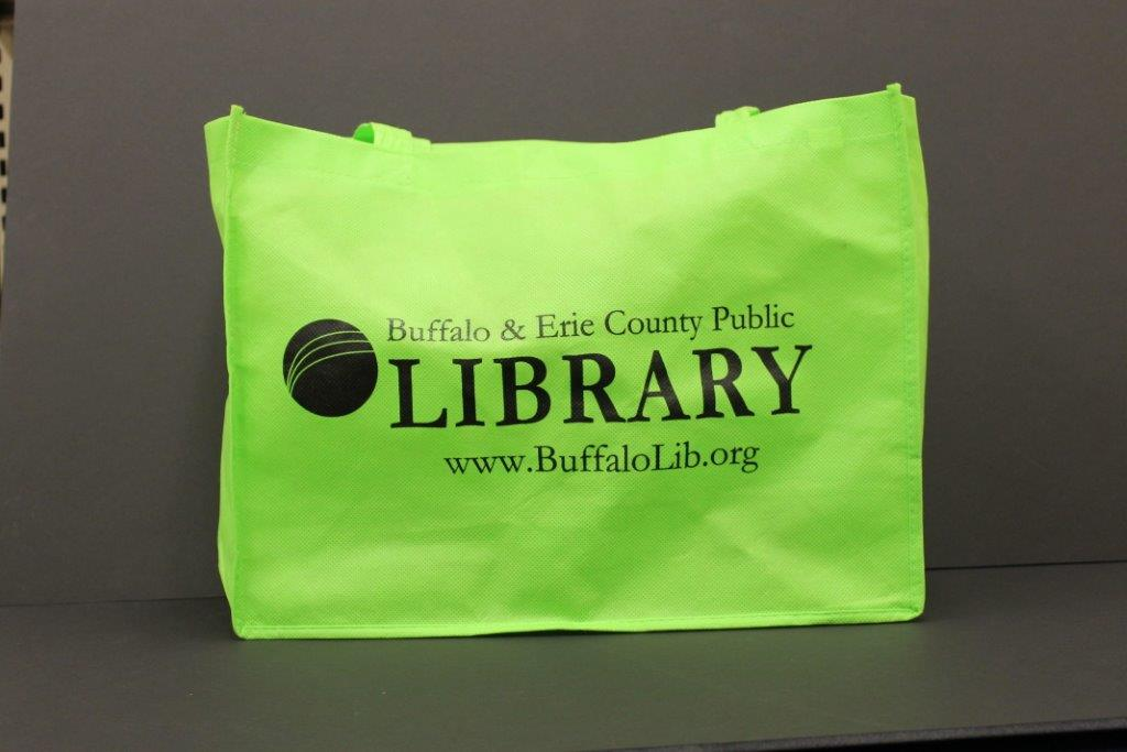 Buffalo & Erie County Public Library Tote Bag