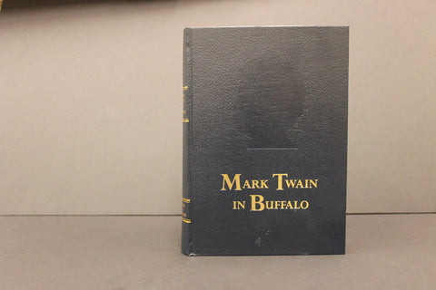 Mark Twain in Buffalo Book