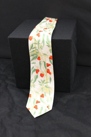 Fuchs' Hot Peppers Silk Tie