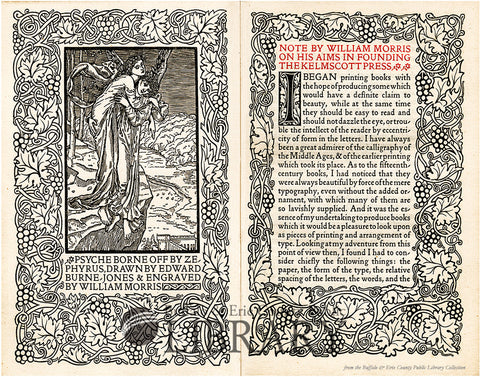 Victorian Fine Press Fantasia on Chaucer