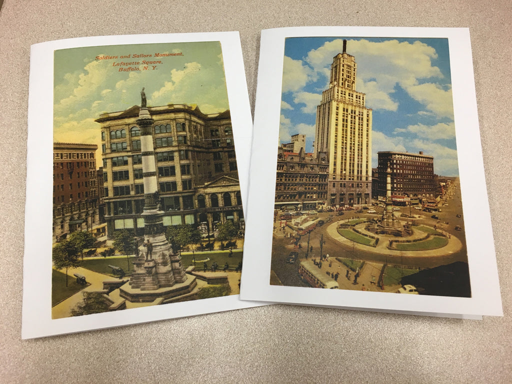 Historic Buffalo Notecards (Pack of Six)