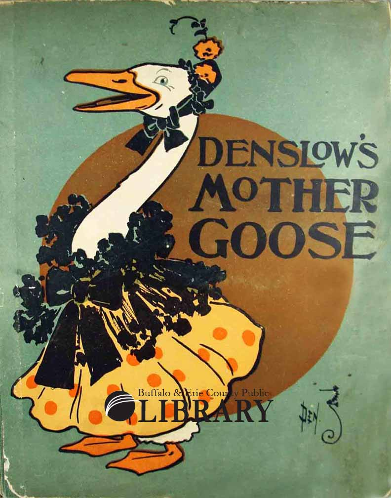 B is for Book Poster: Mother Goose