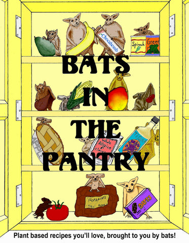 E-Book - Bats in the Pantry Cookbook