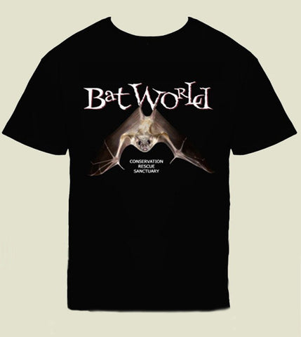 Bat World Sanctuary Signature Tee