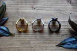 Bat Wrap Ring