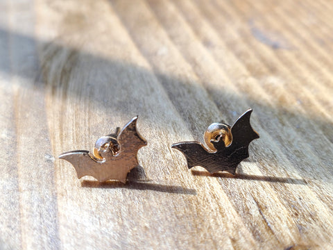 Flying Bat Studs