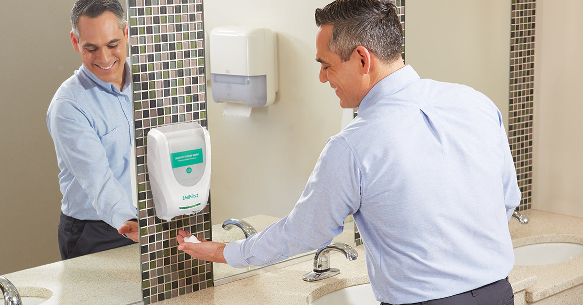 Proper hand washing and hand hygiene are key contributors to any best health practices strategy for your business.