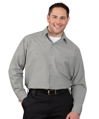 100% Cotton UniWeave® Work Shirts