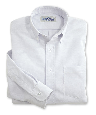 Park Street® Men's Oxford Shirts