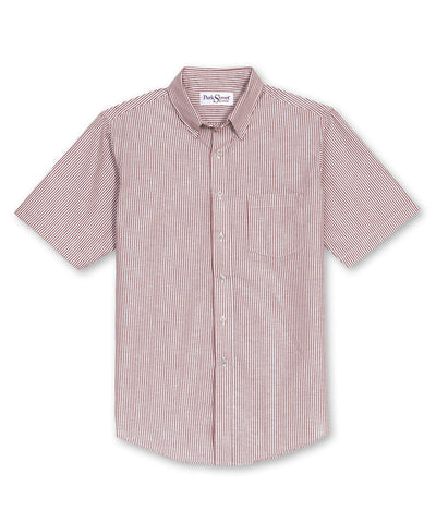ParkStreet® Short Sleeve Oxford Uniform Shirts