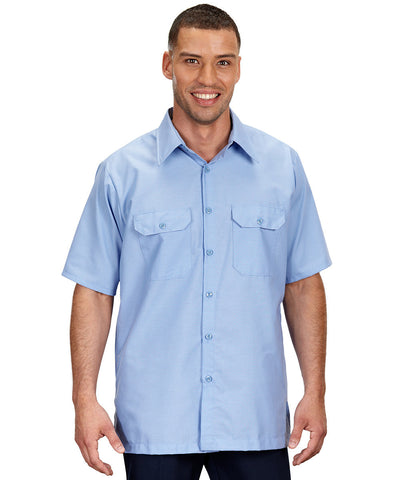 Short Sleeve Ripstop Work Shirts