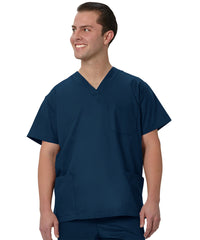Unisex V-Neck Scrub Tops by SimplySoft®