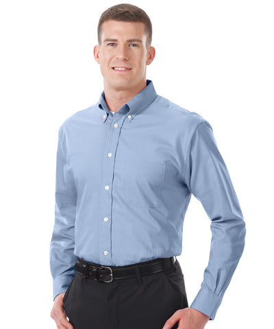 Men's Pinpoint Dress Shirts