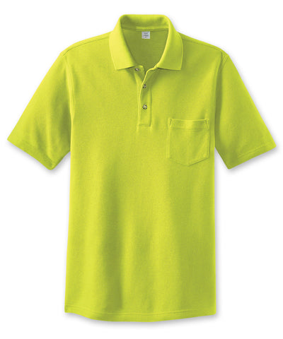 Enhanced Visibility Polo Shirts