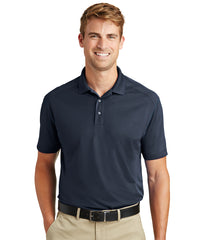 Men's Lightweight Short Sleeve Snag-Proof Polo Shirts (Navy) as shown in the UniFirst Rental Catalog
