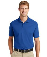 Men's Lightweight Short Sleeve Snag-Proof Polo Shirts (Royal Blue) as shown in the UniFirst Rental Catalog