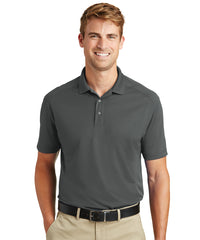 Men's Lightweight Short Sleeve Snag-Proof Polo Shirts (Charcoal) as shown in the UniFirst Rental Catalog